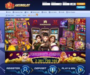 Akunslot Situs Slot, Agen Judi Casino Online, Bandar Togel