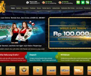 Asiabetking Judi Online, Tembak Ikan, Slot Online JOKER123, SBOBET