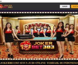 Jokerbet303 Situs Judi Online Slot QQ, Daftar Link Sbobet