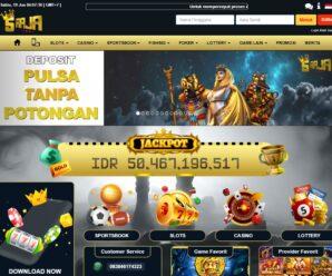 5RAJA Situs Judi Slot Online Deposit Pulsa Tanpa Potongan