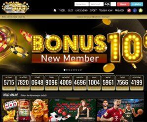 Ketuaslot303 Judi Slot Online Deposit Pulsa Terpercaya